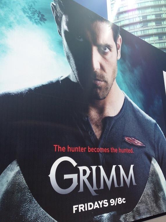 Comic Con 2013 Grimm, Grimm, Grimm, Grimm, Grimm, Grimm, Grimm... Comic-10