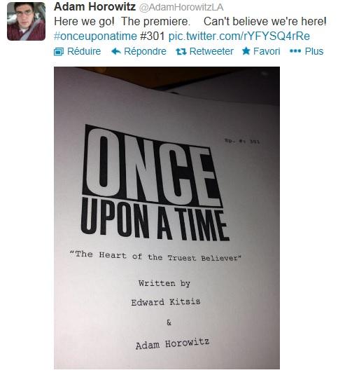 Once upon a time tournage de la saison 3 Tweet_16