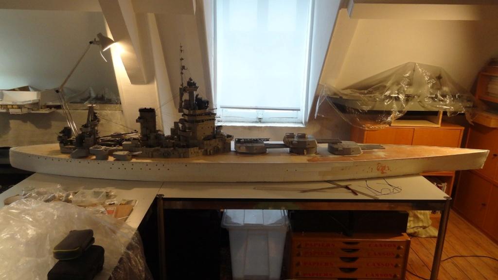 Des nouvelles d'un HMS Rodney au 1/72° Dsc06817