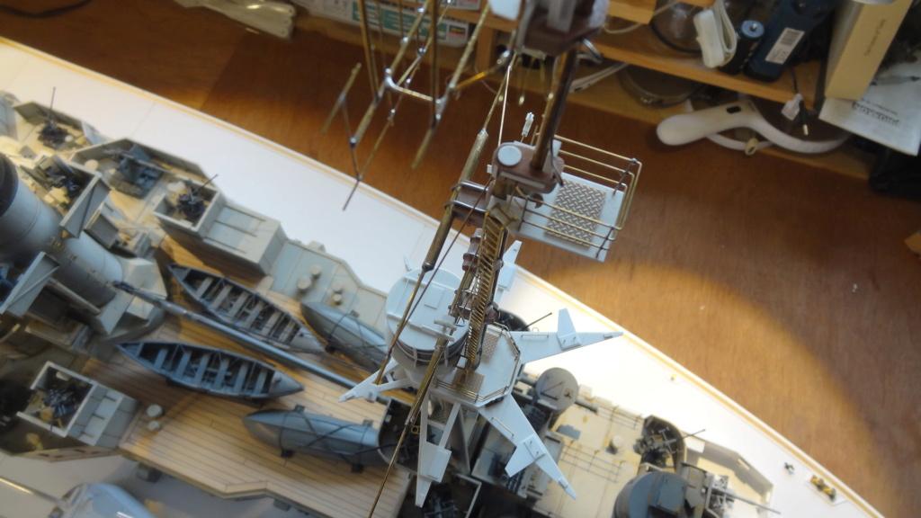 Des nouvelles d'un HMS Rodney au 1/72° - Page 3 Dsc07336