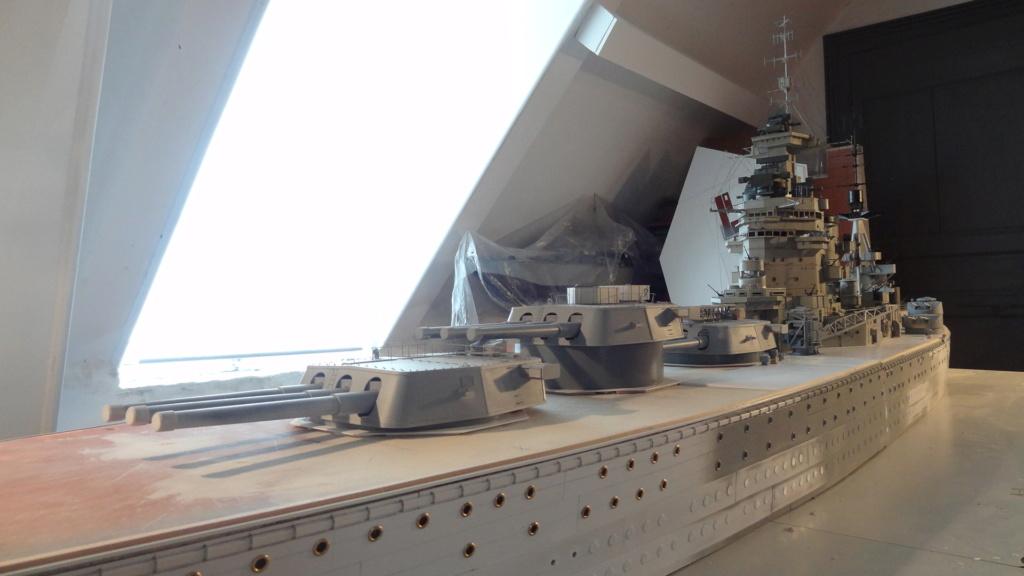 Des nouvelles d'un HMS Rodney au 1/72° - Page 4 Dsc07414