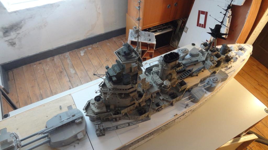 Des nouvelles d'un HMS Rodney au 1/72° - Page 4 Dsc07419