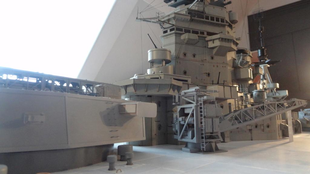 Des nouvelles d'un HMS Rodney au 1/72° - Page 4 Dsc07420