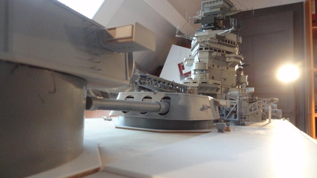 Des nouvelles d'un HMS Rodney au 1/72° - Page 4 Dsc07421