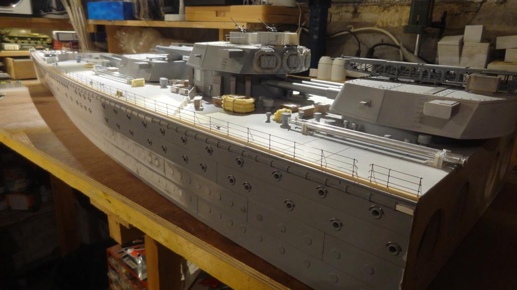 Des nouvelles d'un HMS Rodney au 1/72° - Page 4 Dsc07614