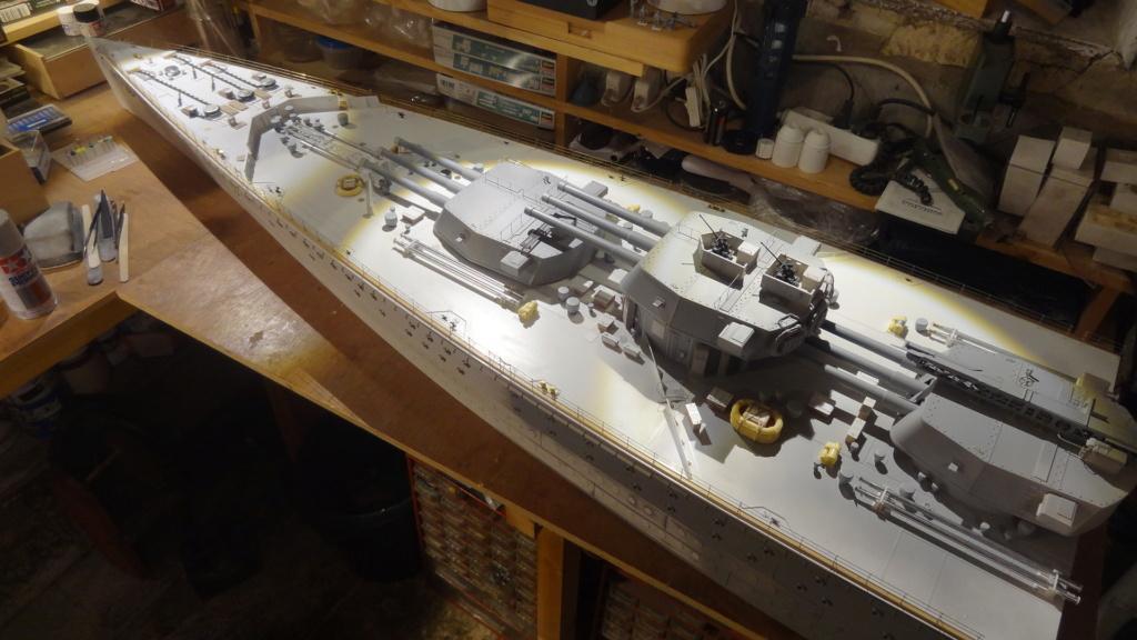 Des nouvelles d'un HMS Rodney au 1/72° - Page 4 Dsc07615