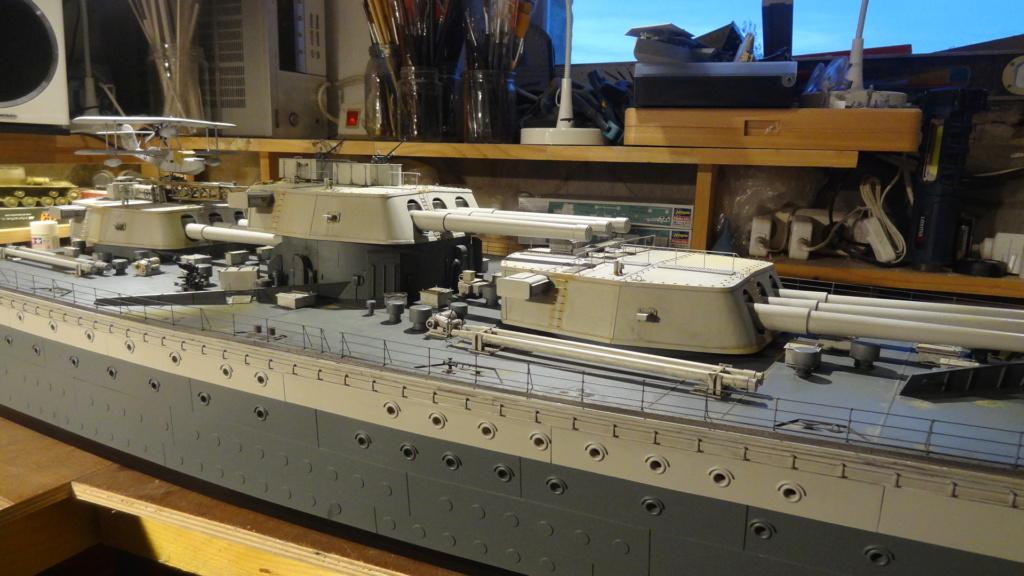 Des nouvelles d'un HMS Rodney au 1/72° - Page 5 Dsc07710