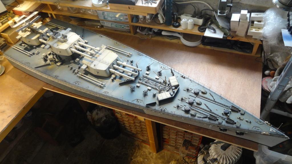 Des nouvelles d'un HMS Rodney au 1/72° - Page 5 Dsc07711