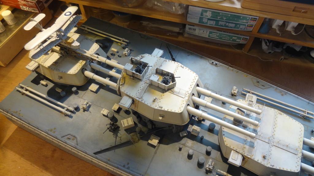 Des nouvelles d'un HMS Rodney au 1/72° - Page 5 Dsc07715