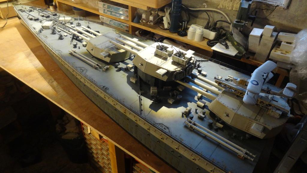Des nouvelles d'un HMS Rodney au 1/72° - Page 5 Dsc07718