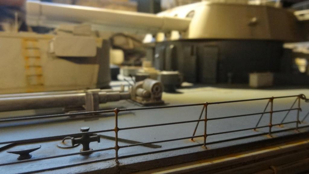 Des nouvelles d'un HMS Rodney au 1/72° - Page 5 Dsc07720