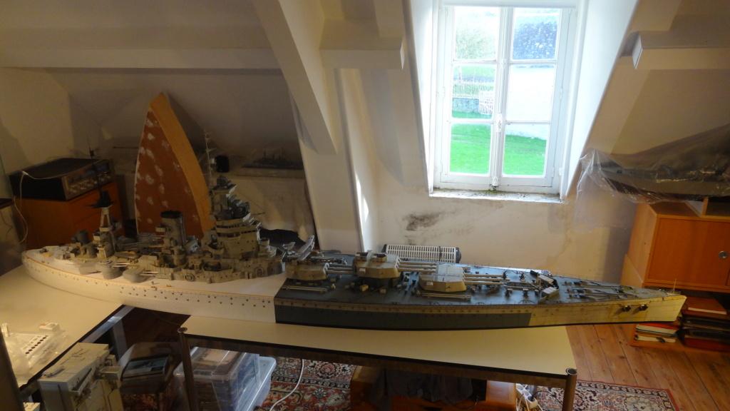 Des nouvelles d'un HMS Rodney au 1/72° - Page 5 Dsc07723