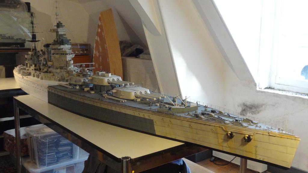 Des nouvelles d'un HMS Rodney au 1/72° - Page 5 Dsc07725