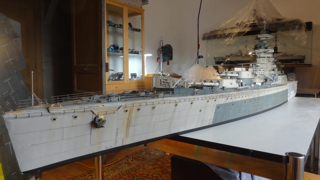 Des nouvelles d'un HMS Rodney au 1/72° - Page 5 Dsc07727