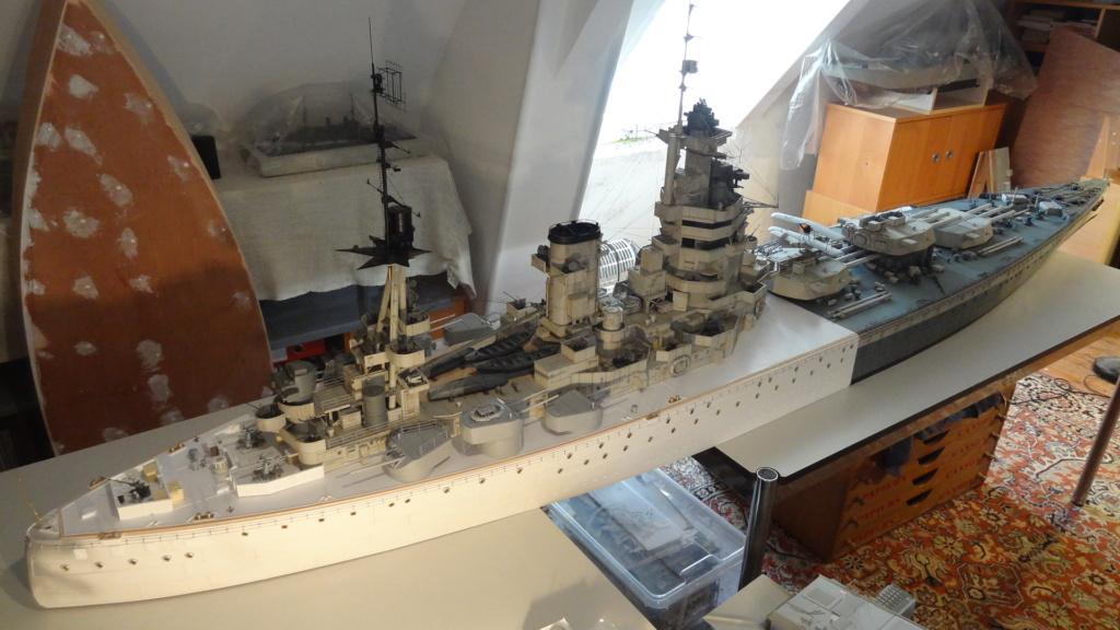 Des nouvelles d'un HMS Rodney au 1/72° - Page 5 Dsc07728