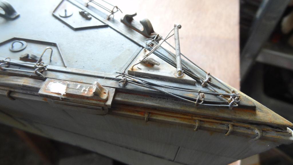 Des nouvelles d'un HMS Rodney au 1/72° - Page 6 Dsc08110