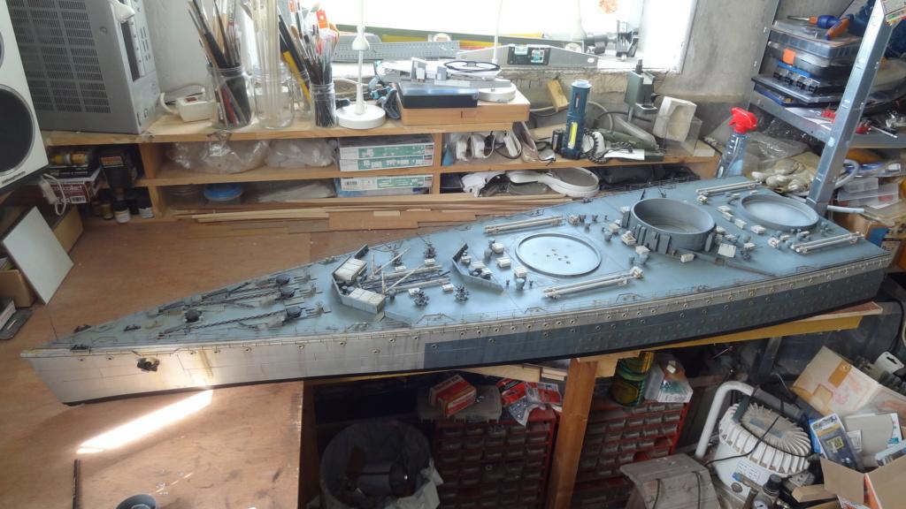 Des nouvelles d'un HMS Rodney au 1/72° - Page 6 Dsc08117
