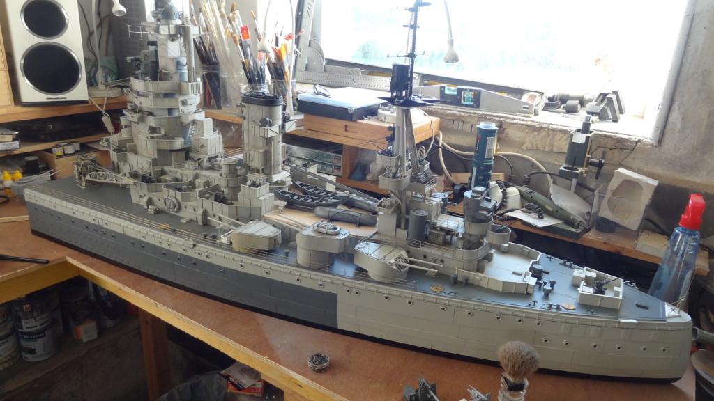 Des nouvelles d'un HMS Rodney au 1/72° - Page 7 Dsc08128