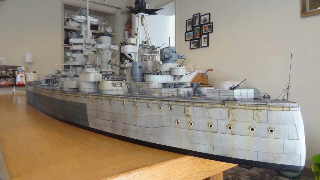 Des nouvelles d'un HMS Rodney au 1/72° - Page 7 Dsc08133