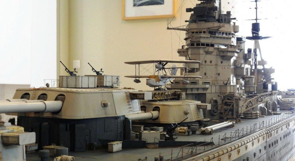 Des nouvelles d'un HMS Rodney au 1/72° - Page 7 Dsc08134