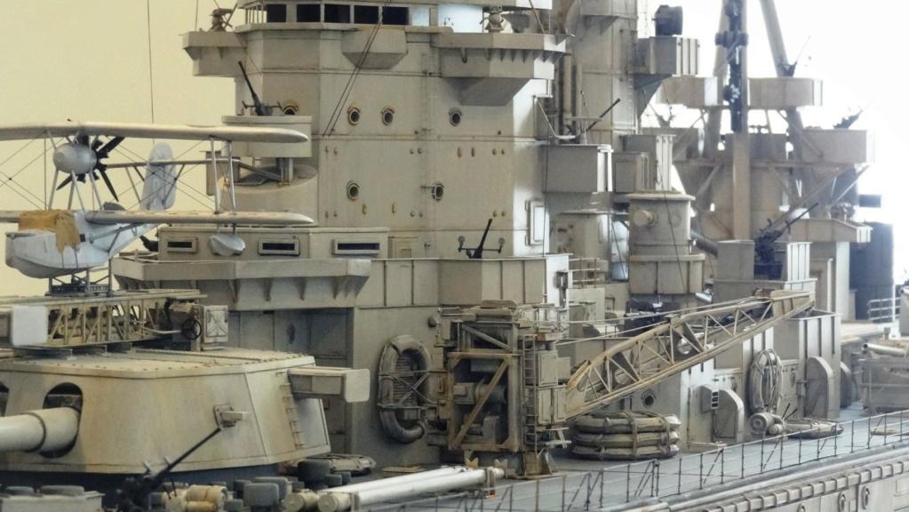Des nouvelles d'un HMS Rodney au 1/72° - Page 7 Dsc08136