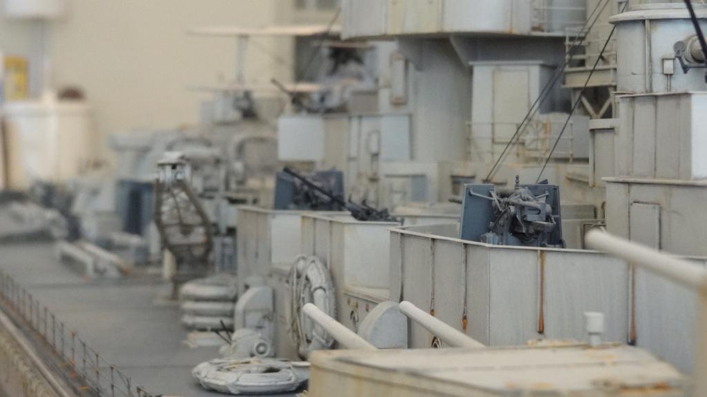 Des nouvelles d'un HMS Rodney au 1/72° - Page 7 Dsc08137
