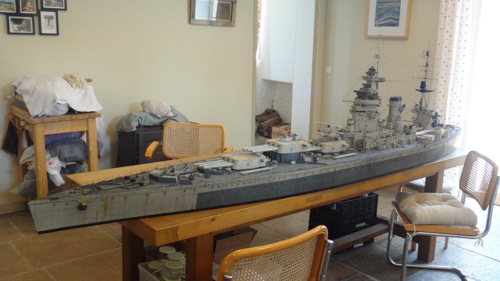 Des nouvelles d'un HMS Rodney au 1/72° - Page 7 Dsc08141
