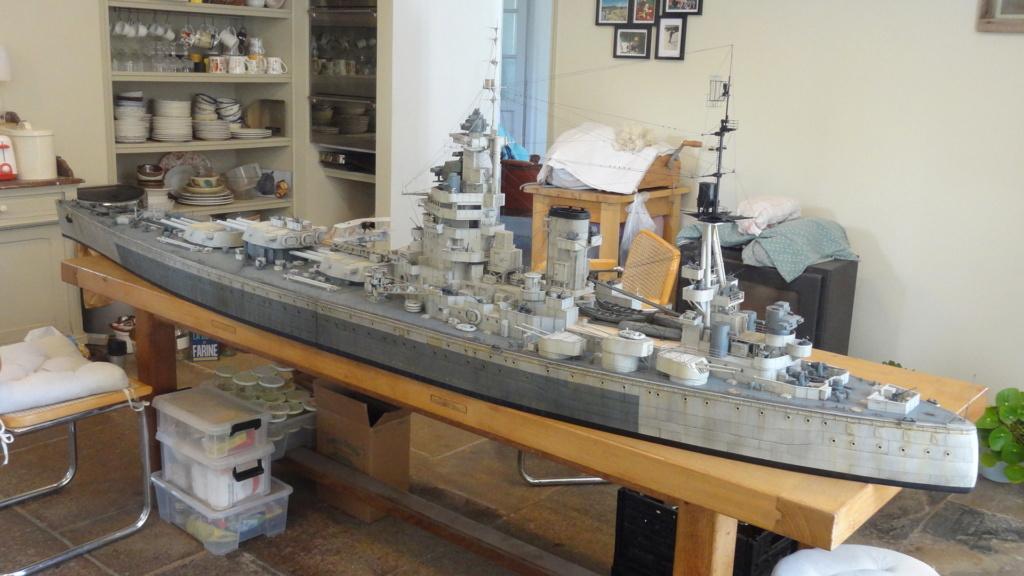 Des nouvelles d'un HMS Rodney au 1/72° - Page 7 Dsc08142