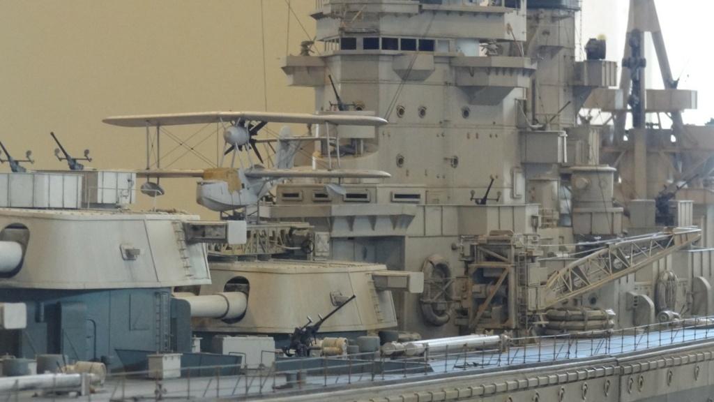 Des nouvelles d'un HMS Rodney au 1/72° - Page 7 Dsc08144
