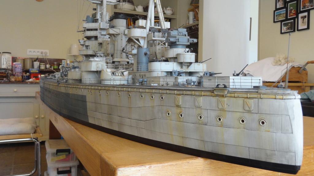 Des nouvelles d'un HMS Rodney au 1/72° - Page 7 Dsc08145