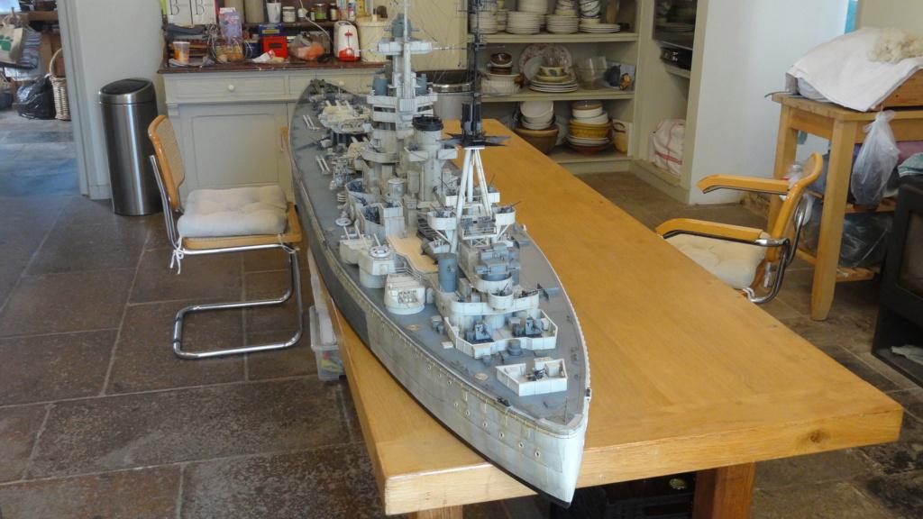 Des nouvelles d'un HMS Rodney au 1/72° - Page 7 Dsc08146