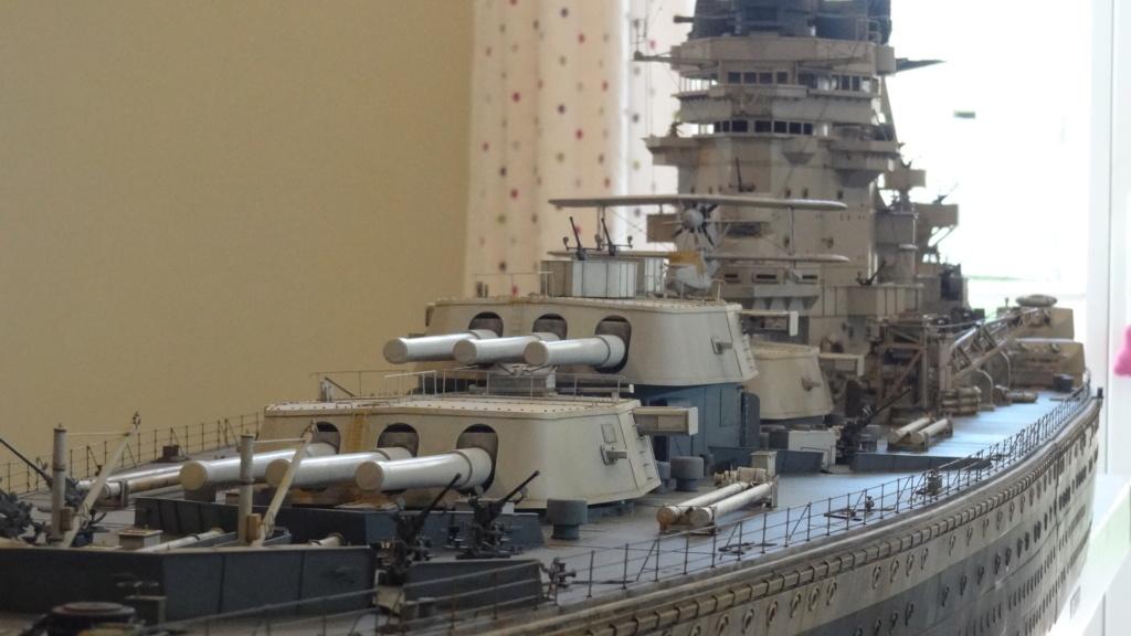 Des nouvelles d'un HMS Rodney au 1/72° - Page 7 Dsc08147