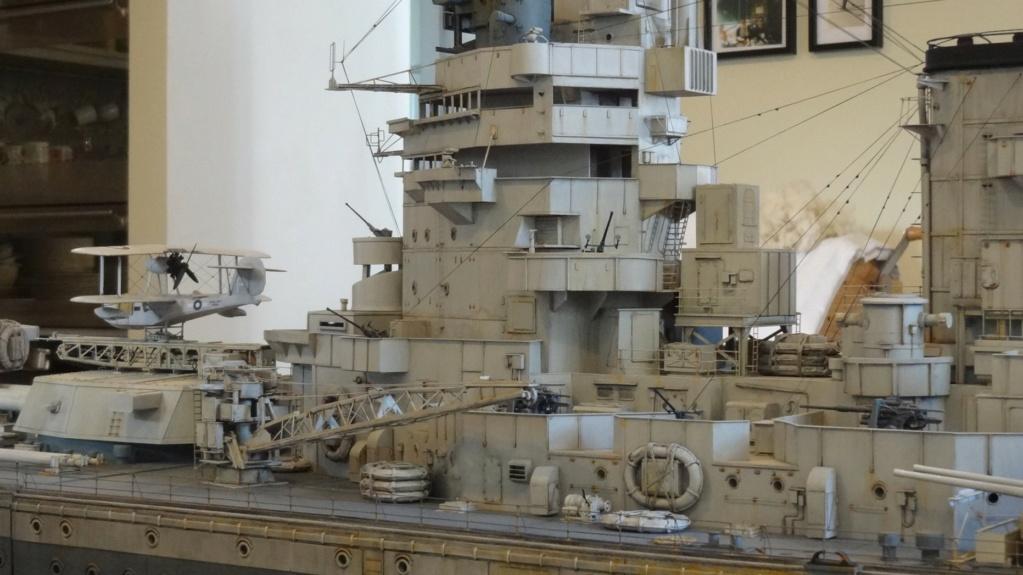Des nouvelles d'un HMS Rodney au 1/72° - Page 7 Dsc08150