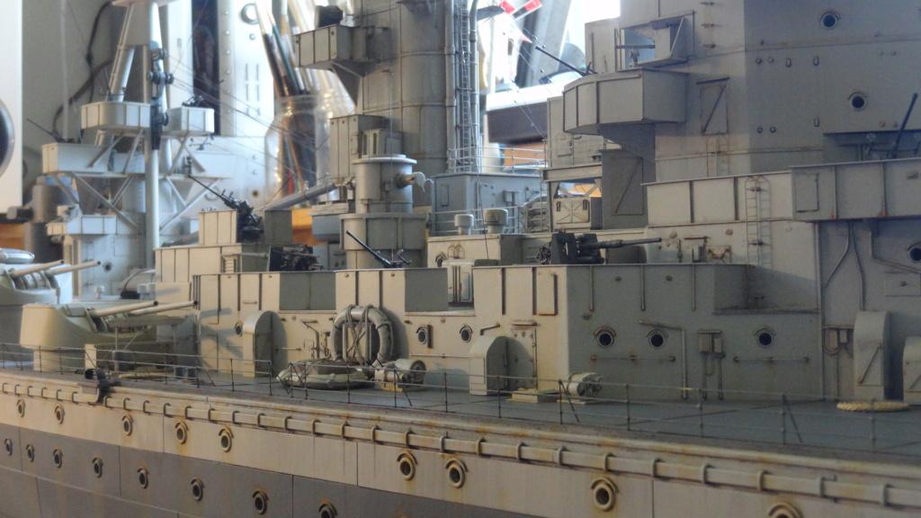 Des nouvelles d'un HMS Rodney au 1/72° - Page 7 Dsc08153