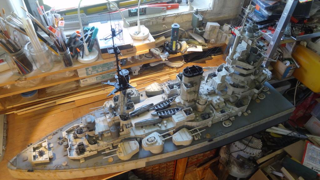 Des nouvelles d'un HMS Rodney au 1/72° - Page 7 Dsc08155