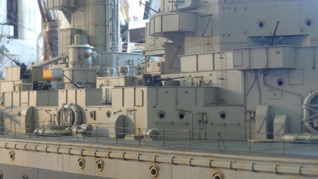 Des nouvelles d'un HMS Rodney au 1/72° - Page 7 Dsc08210