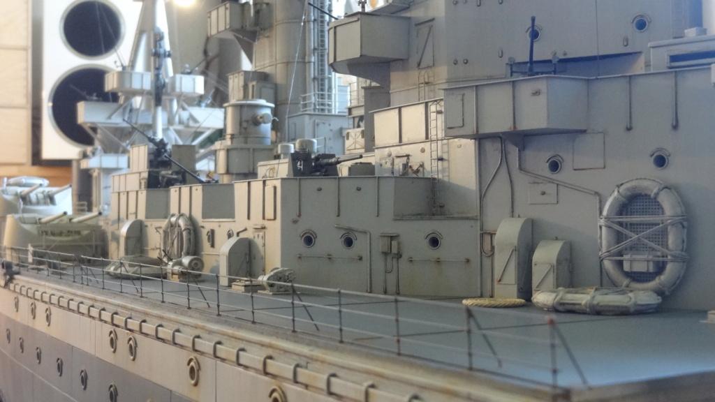 Des nouvelles d'un HMS Rodney au 1/72° - Page 7 Dsc08211