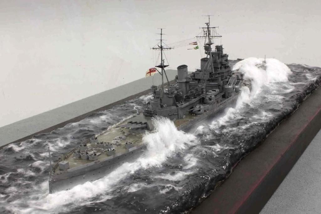 USS Long Beach - CGN-9 (Dragon 1/700°) Kgv0410