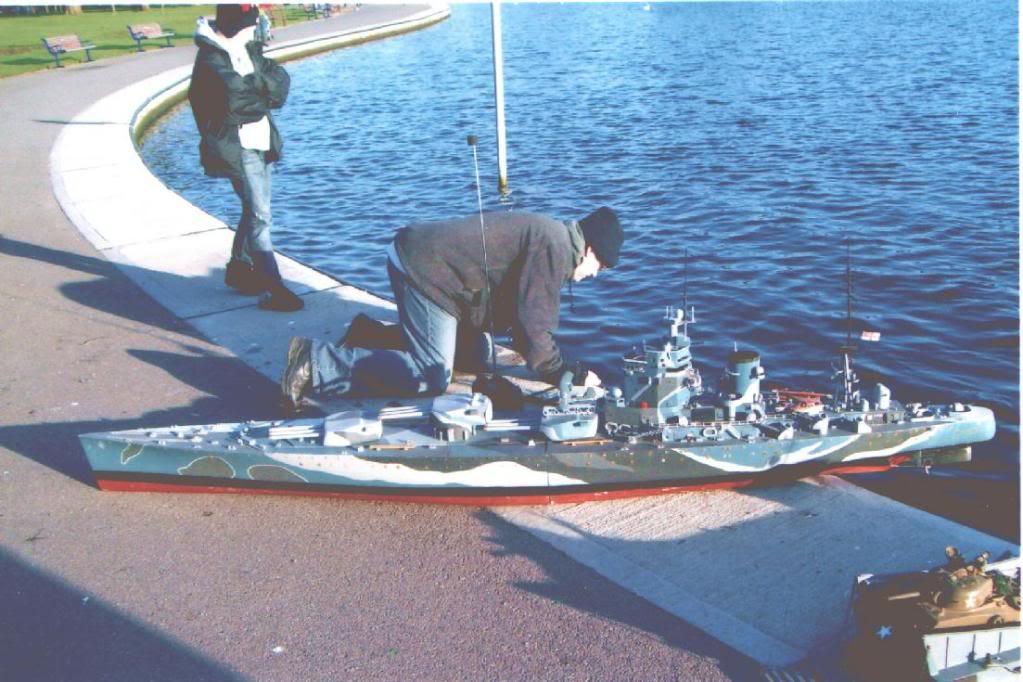 Des nouvelles d'un HMS Rodney au 1/72° - Page 2 Rodney10