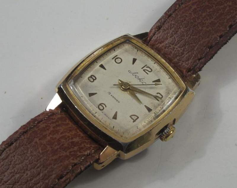 "LUX 15 RUBIS ""Penza watch factory"" 33924810"