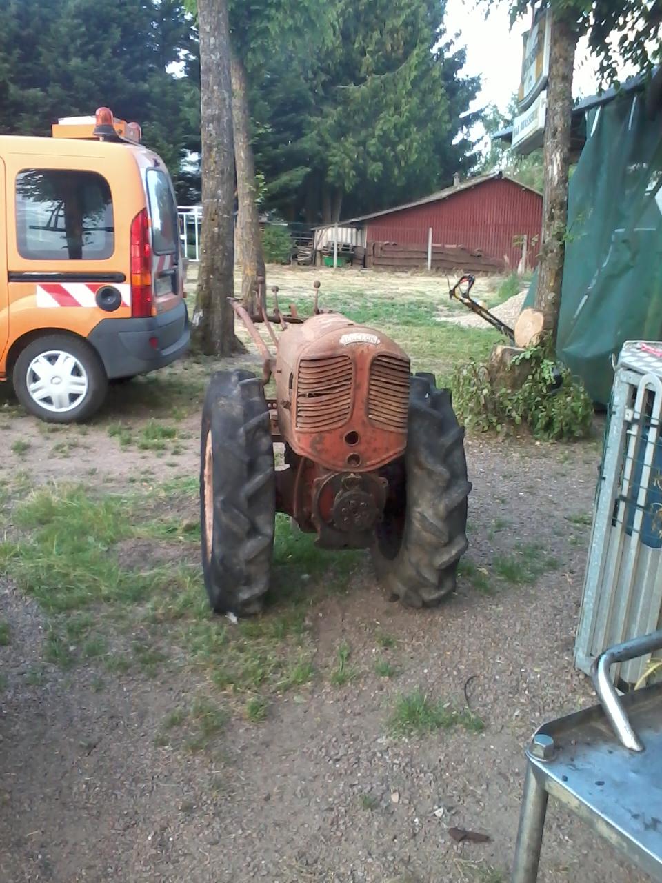 ( Vends ) motoculteur Energic 409  Photo010