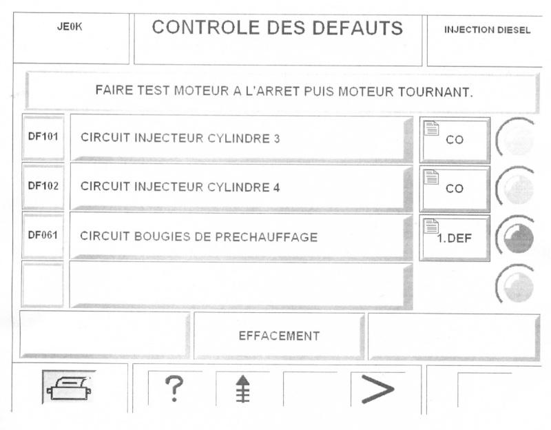 Recherche d'hypothèses panne calculateur Renault Espace III 2.2 dci phase 2 Contro10
