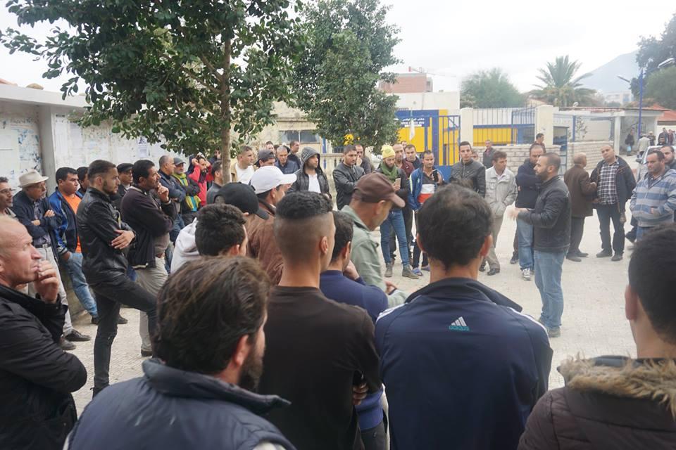 Rassemblement pour la libération de Merzouk Touati et tous les détenus d'opinion à Aokas le samedi 24 novembre 2018 à 10 h 30 1045