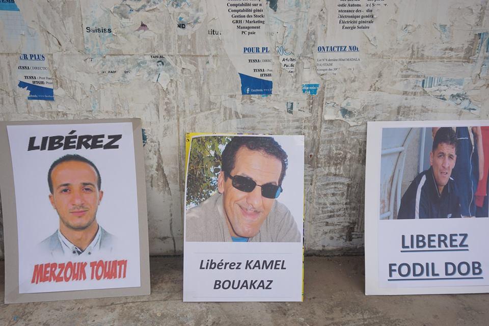 Rassemblement pour la libération de Merzouk Touati et tous les détenus d'opinion à Aokas le samedi 24 novembre 2018 à 10 h 30 1049