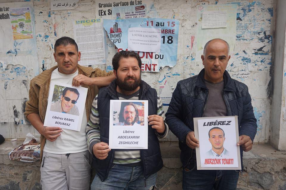 Rassemblement pour la libération de Merzouk Touati et tous les détenus d'opinion à Aokas le samedi 24 novembre 2018 à 10 h 30 1051