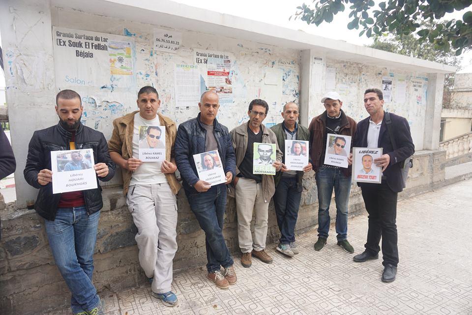 Rassemblement pour la libération de Merzouk Touati et tous les détenus d'opinion à Aokas le samedi 24 novembre 2018 à 10 h 30 1052
