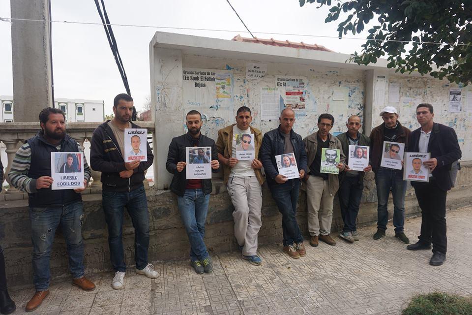 Rassemblement pour la libération de Merzouk Touati et tous les détenus d'opinion à Aokas le samedi 24 novembre 2018 à 10 h 30 1053