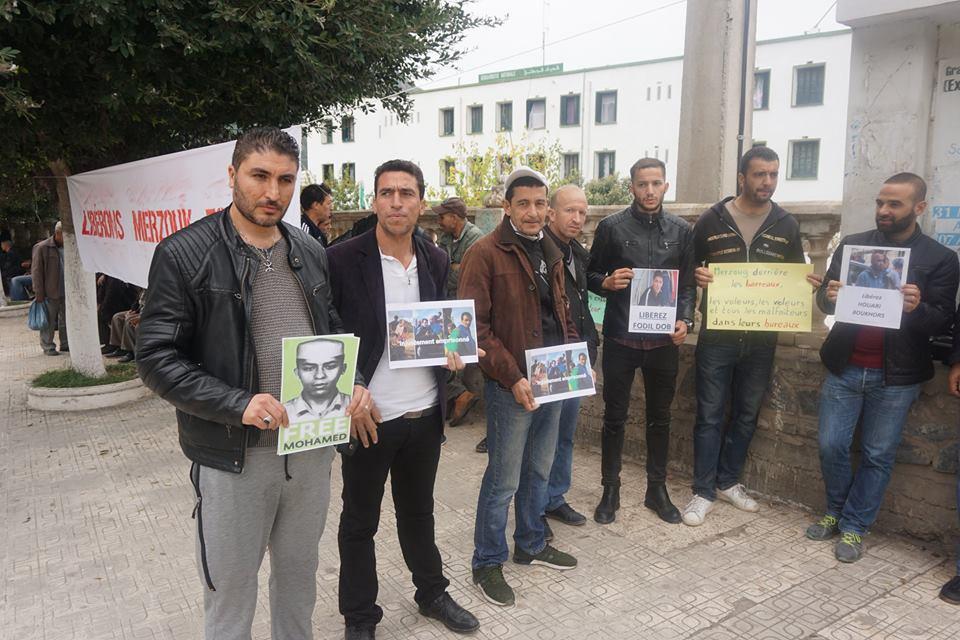 Rassemblement pour la libération de Merzouk Touati et tous les détenus d'opinion à Aokas le samedi 24 novembre 2018 à 10 h 30 - Page 2 1061