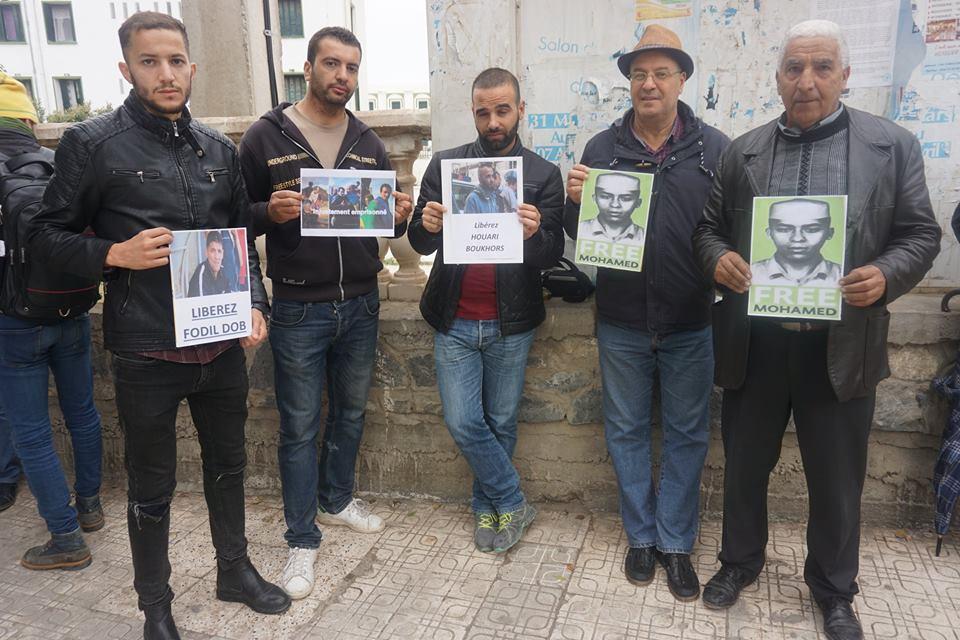 Rassemblement pour la libération de Merzouk Touati et tous les détenus d'opinion à Aokas le samedi 24 novembre 2018 à 10 h 30 - Page 2 1062