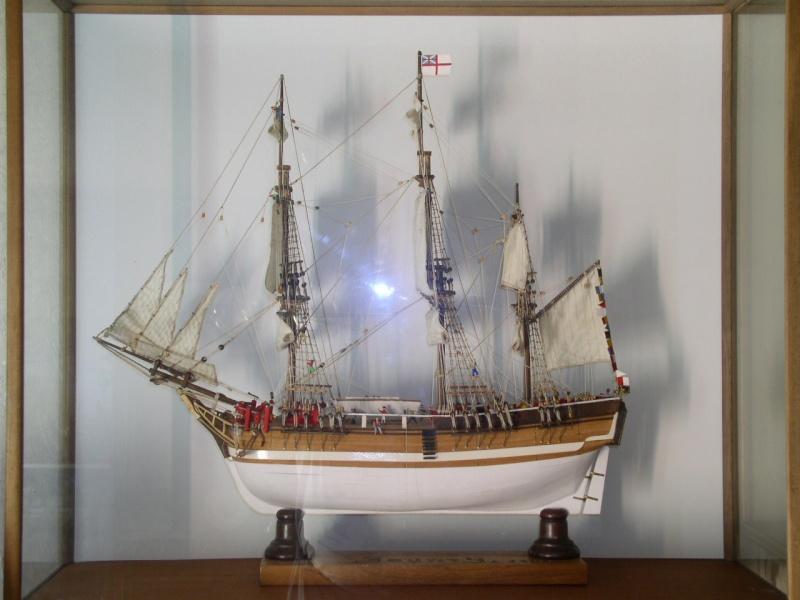 HMAV Bounty & HMS Cutty Sark de Michel13 Bounty10